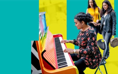 The Leeds Piano Trail: Open Mic